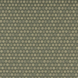 Green Geometric Circles Durable Upholstery Fabric By The Yard - P7335 is great for residential, commercial, automotive and hospitality applications. This contract grade fabric is Teflon coated for superior stain resistance, and is very easy to clean and maintain. This material is perfect for restaurants, offices, residential uses, and automotive upholstery.