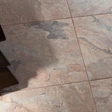 Traditional Floor Tiles by Clint Balfanz