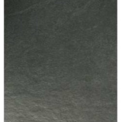 Burma Negro Tile - A dark gray porcelain floor tile would ground the mudroom and withstand all that a busy family would throw its way. Go for large tiles with medium to dark grout and small grout lines to make cleaning a cinch.