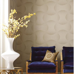Candice Olson Wallcovering - Freestyle - Candice Olson Modern Nature Collection - York Wallcoverings