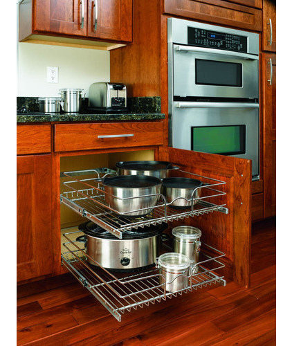 Traditional Kitchen Drawer Organizers by Lowe's