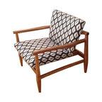 Original Mid-Century Danish Modern Lounge Chair - $1,400 Est. Retail - $1,300 on -