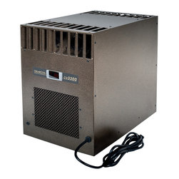 CellarCool - CellarCool CX3300 Wine Cellar Cooling Unit - Give you bottles the best! This durable, dependable cooling unit maintains ideal temperatures so you'll never worry about your wine again.