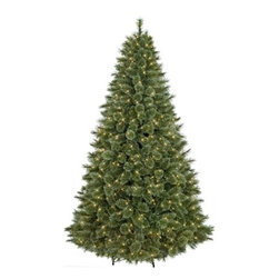Classic Cashmere Christmas Tree - A REFRESHING TAKE ON THE TRADITIONAL TREE