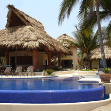 Tropical  by Luis Trevino. Architect