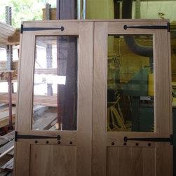 Custom Doors - Dave Reichert