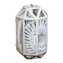 Logicsun/Riviera - Diamond Art - This art deco confection will stun you with its perfection. It is designed to be used as a table lamp but can easily be converted into a pendant. Its delicate Murano blown glass panels from Italy reflect the centuries-old technique of glassmaking.