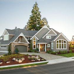 Montauk Home Portand Street of Dreams - Blackstone Edge Photography