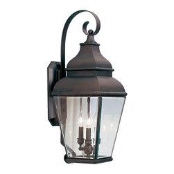 Livex Lighting - Livex Lighting 2593-07 Outdoor Lighting/Outdoor Lanterns - Livex Lighting 2593-07 Outdoor Lighting/Outdoor Lanterns