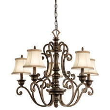 Traditional Chandeliers by Mylightingsource