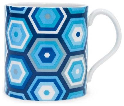 Contemporary Mugs by Zinc Door
