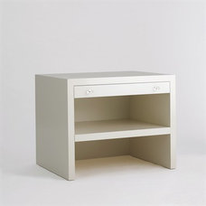 Contemporary Nightstands And Bedside Tables by Jan Showers
