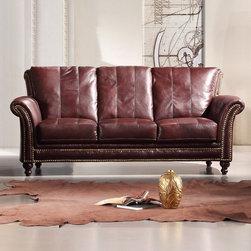 Marthena Home Furnishings - Sofa Lauren Full Length Couch -2239SF - Sofa