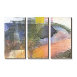 Artcom - Entry Point by Jodi Fuchs - Entry Point by Jodi Fuchs is a Canvas Art Set.