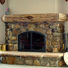 Fireplaces by Concept Builders, Inc.