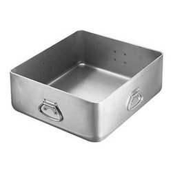Vollrath Wear Ever Heavy Duty Aluminum Roast Pan - I think an aluminum roasting pan, even if you just use it on Thanksgiving, really does help the turkey cook better.