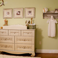 traditional changing tables by Jack and Jill Interiors