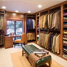 Traditional  Patrick's Closet