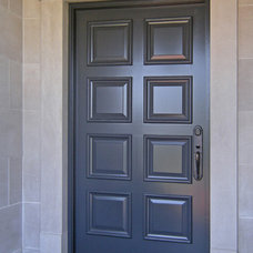 Traditional Front Doors by Mountainview Designs
