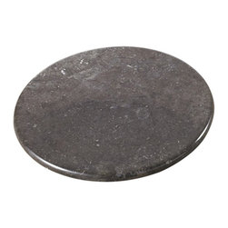 Creative Home - Creative Home Charcoal 12 Round Board Multicolor - 74666 - Shop for Cutting Boards from Hayneedle.com! About Creative Home Bringing fresh innovative products to the marketplace is priority at Creative Home . Offering mainly kitchenware and bath accessories the team at Creative Home collaborates with a variety of design groups and uses an assortment of resources to spot market trends. Known for using refreshing materials such as marble or eco-friendly bamboo for pantryware serveware or bath accessories and for using sleek stainless steel or enamel on steel for tea kettles mugs and more Creative Home presents a product line that meets the needs of today's consumers. There's no place like Creative Home a company that consistently excels in quality design function and value.