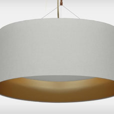 Contemporary Ceiling Lighting by Copper & Silk