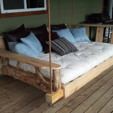 Contemporary Porch Swings by Etsy