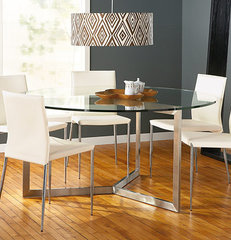 modern dining tables by DSL Furniture &amp; DSL Property Developers