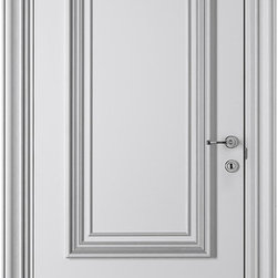 Traditional Mediterranean Style Interior Doors MADE IN ITALY - EVAA International, Inc