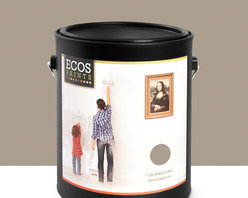 Imperial Paints - Eggshell Wall Paint, Gallon Can, Go with Anything - Overview:
