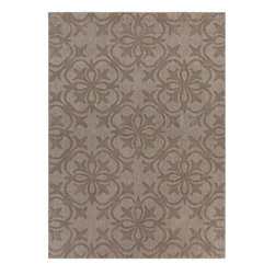 Chandra Rugs - Hand-Tufted Trasitional Rug REK29600 - 5' x 7' - Hand-tufted Trasitional Rug - REK29600 - 5' x 7'