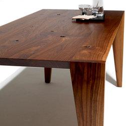 Walnut Dining Table -