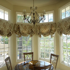 Traditional Dining Room by Cindy Spillar, a Smith & Noble In-Home Designer