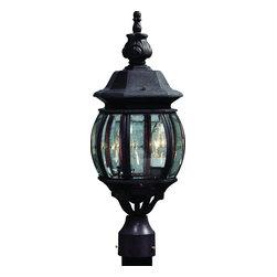 Artcraft Lighting - Artcraft Lighting AC8363WH Artcraft Lighting AC8363RU Rust Classico 3-Bulb Line - Lamping Technology: