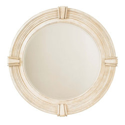Lexington - Lexington Twilight Bay Weston Mirror - The Weston Mirror will make you feel as though you're gazing back in time. The Weston Mirror will fill your home with vintage charm, while the beveled glass itself will add extra light to whatever room you humble with its presence.