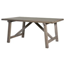 Farmhouse Dining Tables by Masins Furniture