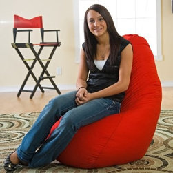 Gold Medal Fashion Large Personalized Twill Dorm Bean Bag Chair - The Fashion Large Personalized Dorm Bean Bag Chair is perfect for anywhere seating. It offers comfy back support and is great for watching TV listening to music reading or studying. This fashionable update to the classic bean bag chair is perfect for any dorm room or bedroom. It is filled with expanded polystyrene beans not the inferior Styrofoam you find in other bean bag chairs. Covered in soft twill and available in six colors: red purple pink denim blue camouflage and tie dye. The Personalization is done in Block Print and Yellow Thread! This chair features a child-safe zipper and provides comfortable seating for all ages. Recommended for ages 12 and over. In accordance with the Consumer Product Safety Commission this bean bag features a resealable safety closure. The closure seals each zipper and protects children from the age of 12 and younger. About Hudson Industries Inc.President Gary C. Hudson founded Hudson Industries Inc. in 1976. Since then the company has reliably fulfilled the needs of the medical and consumer industries with innovative homecare products. Today the company utilizes state-of-the-art equipment clean modern facilities and a trained technical staff to manufacture over 1 000 quality homecare foam products. Always striving to develop new and useful products Hudson Industries listens to suggestions from home healthcare customers when designing new items and will custom make any foam product you need. Hudson Industries operates a medical manufacturing plant in Richmond Virginia and a consumer plant in Crewe Virginia.