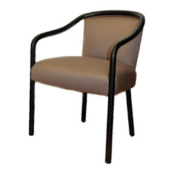 Interior Crafts - Wool Dining Chairs - Stylish and perfectly crafted, dining chairs upholstered in wool.
