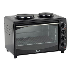 Avanti - Avanti Black Multi-Function Toaster - FEATUERS