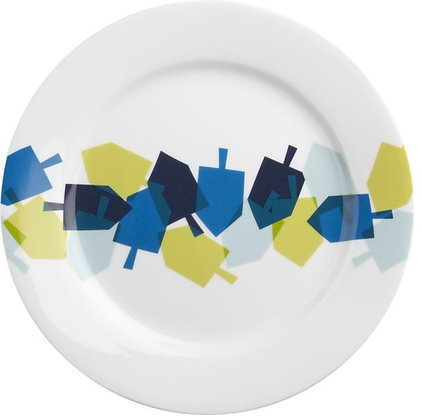 Contemporary Platters by Crate&Barrel