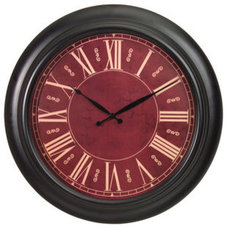 Traditional Wall Clocks by Build