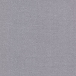 Brewster Home Fashions - Emile Purple Texture Wallpaper Swatch - Purple decor is said to enhance imagination and this pale purple silver wallpaper is a decadent delight. Like wrapping your walls in a fine woven linen dusted with a regal shimmer.