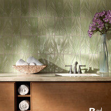 Contemporary Bathroom by Red Rock Tileworks