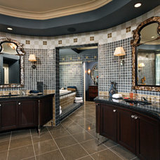 Contemporary Bathroom by Atlantic Stone & Tile Wholesale