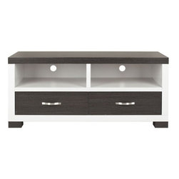 Safavieh - Safavieh Monroe 2 - Drawer TV Cabinet X-A2001AES - Assembly is required