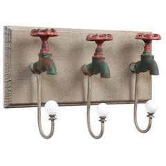 eclectic hooks and hangers by Home Decorators Collection