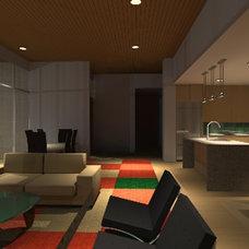 Modern  by Greico Designers/Builders Dallas