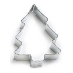Christmas Tree Cookie Cutter - Make your cookies extra festive with this cookie cutter.
