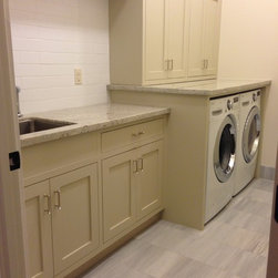 Bellaire New Home Showcase 2013 - Solto White Marble