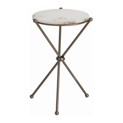 Arteriors Home - Chloe End Table - 9962 - Chloe Collection End Table