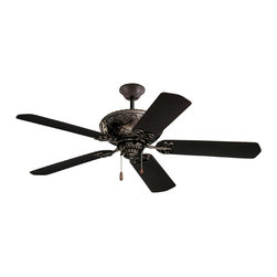 """Emerson - Emerson CF670ORB Indoor/Outdoor 52"""" Ceiling Fan - Emerson CF670ORB Indoor/Outdoor 52"""" Ceiling Fan"""